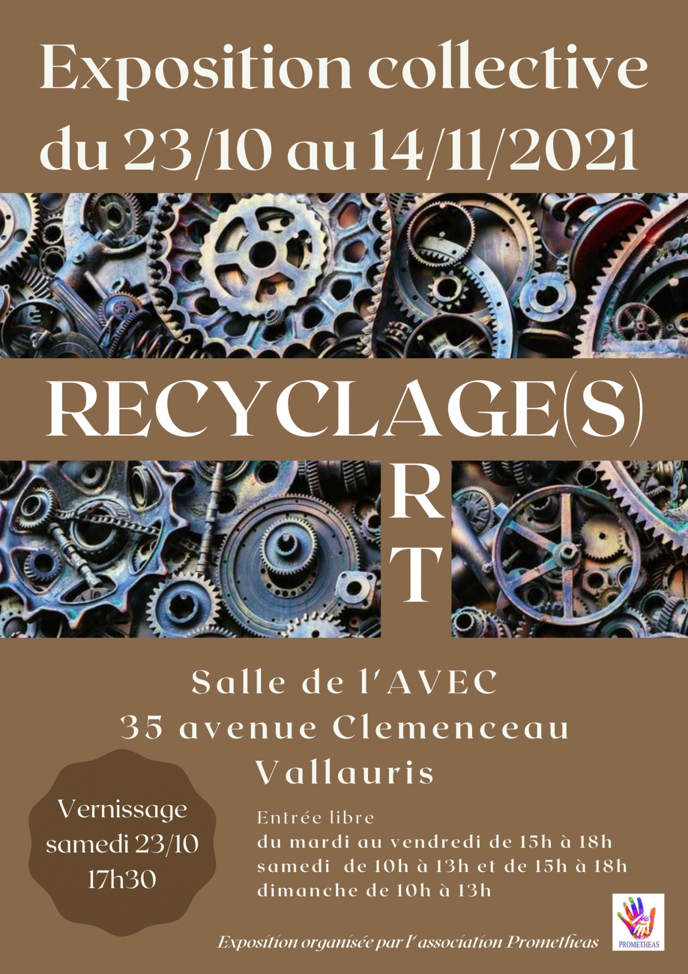 Affiche recyclages png
