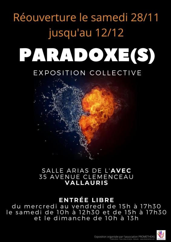 Paradoxe s reouverture