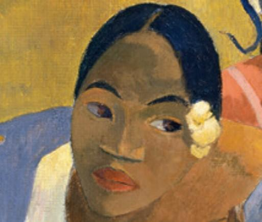 Paul gauguin nafea faa ipoipo when will you marry 1892 oil on canvas 101 x 77 cm 2