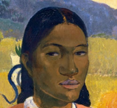 Paul gauguin nafea faa ipoipo when will you marry 1892 oil on canvas 101 x 77 cm 3
